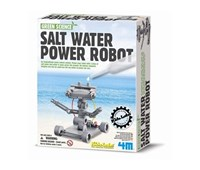 4M Robot ad insetto (Salt-Powered robot)