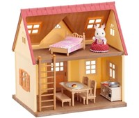 SYLVANIAN FAMILIES - Cosy Cottage Star Home