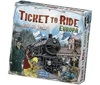 ASMODEE - TICKET TO RIDE EUROPA