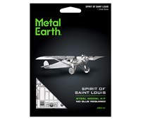 Metal Earth SPIRIT OF SAINT LOUIS