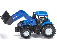 SIKU NEW HOLLAND CON PALA ANTERIORE