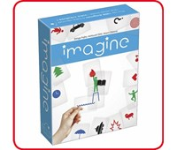 Imagine - Gioco da tavolo (Party Games)