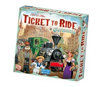 ASMODEE - TICKET TO RIDER GERMANIA