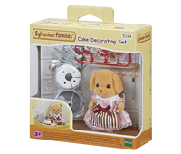 SYLVANIAN FAMILIES - Cake Decoration Set