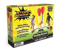 STOMP ROCKET Duelling Stomp Rocket Kit