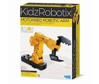 4M Motorised Robotic Arm
