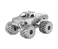 METAL EARTH AVIATION MONSTER TRUCK