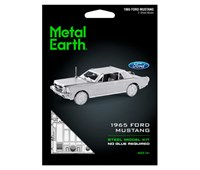Metal Earth Ford Munstang Coupe 1965