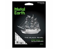 Metal Earth BLACK PEARL PIRATE SHIP