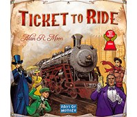 ASMODEE - TICKET TO RIDE